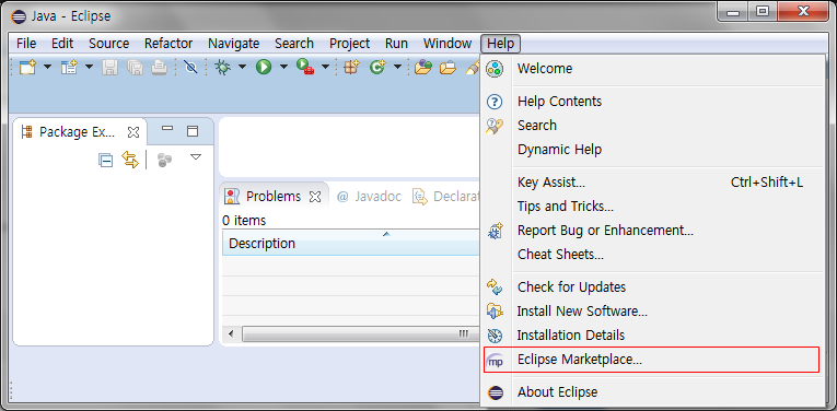 Install Spring Tool Suite (STS) for Eclipse Luna (4 4) 3 6 1
